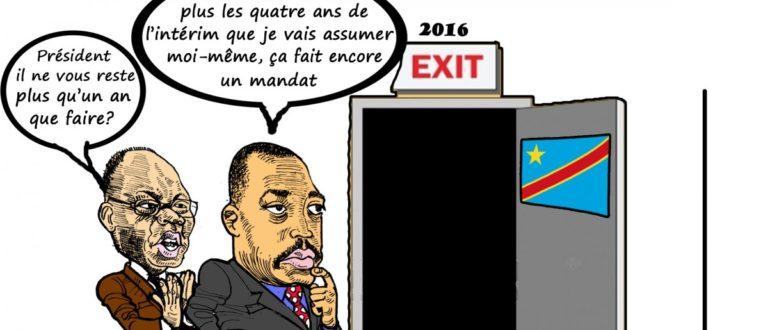 Article : Joseph Kabila, un président hors la loi?