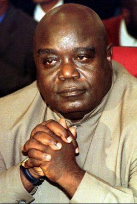 Le président Laurent Désiré Kabila Photo depuis congo-afrique.com
