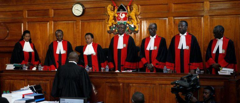 Article : Pourquoi la Cour suprême Kenyane fait parler les Congolais