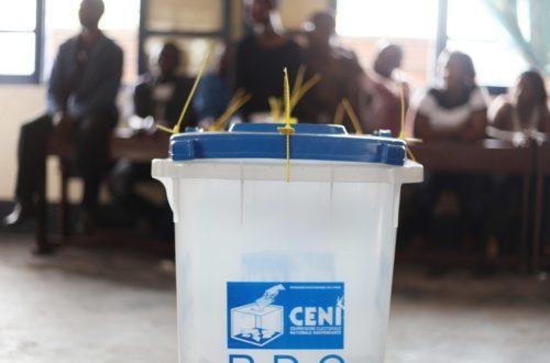 Article : Une campagne électorale sanglante pour des élections qui n'auront pas lieu