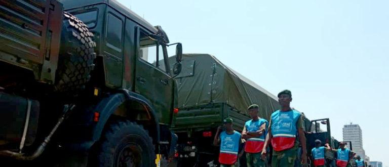 Article : RDC: l'inquiétante implication de l'armée dans le processus électoral